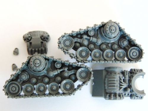 servitor chassis